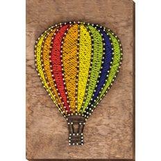 фото: набор стринг-арт, воздушный шар
