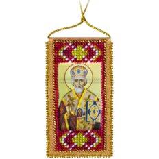 Набор для вышивки бисером Молитва путешествующих (украинский текст молитвы)