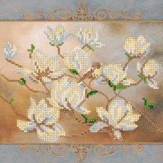 Схема для вышивки бисером Птичечка