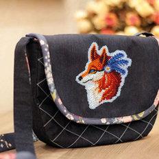 Набор для вышивания украшения Лисичка