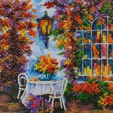 Набор для вышивки бисером Осеннее настроение