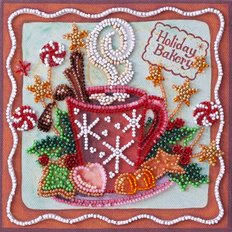 Набор для вышивки бисером Аромат праздника