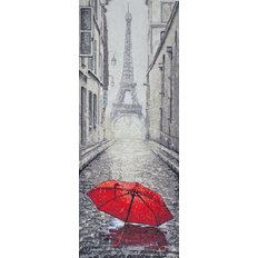 фото: картина для вышивки крестом, Краски Парижа