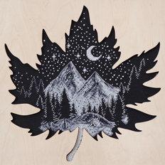 фото: картина для вышивки крестом, В горах