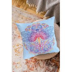фото: подушка для вышивки крестом, Дорогой лета