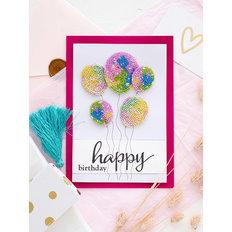 фото: открытка 3D для вышивки бисером Исполнения желаний!