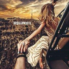 фото: картина в алмазной технике Следуй за мной: Голливудские холмы