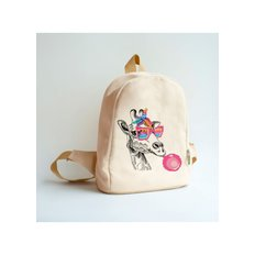 фото: сшитый рюкзак для вышивки бисером или нитками Ты крут!