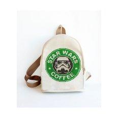 фото: сшитый рюкзак для вышивки бисером или нитками Star Wars