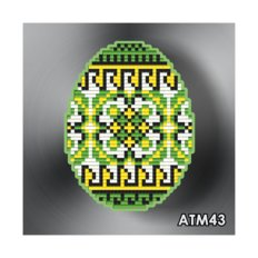 Набор в технике алмазная вышивка Магнит Писанка  Достаток