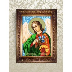 Набор для бисероплетения икона Архангел Гавриил