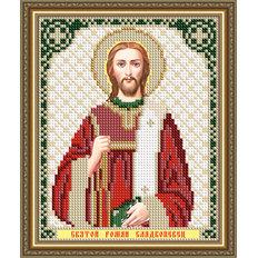 Схема для вышивки бисером Икона Святой Роман Сладкопевец