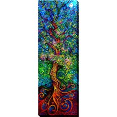 фото: картина для вышивки бисером Волшебное дерево