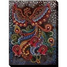 фото: картина для вышивки бисером Райская птица