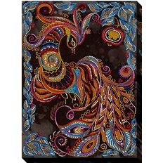 фото: картина для вышивки бисером Волшебная птица