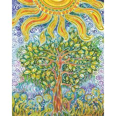 фото: картина для вышивки бисером Древо жизни 2