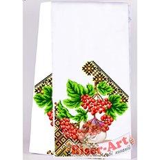 фото: рушник на икону для вышивания бисером или крестиком