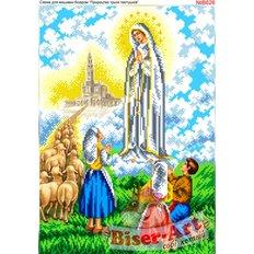 фото: схема для вышивки бисером или крестиком, Пророчество трёх пастухов