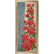 фото: картина для вышивки бисером, Панно с розами