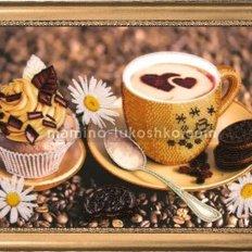 Набор для вышивки Утренний кофе