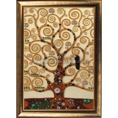 Набор для вышивки бисером Древо жизни (по мотивам Г. Климта)