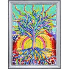 фото картина для вышивки бисером дерево