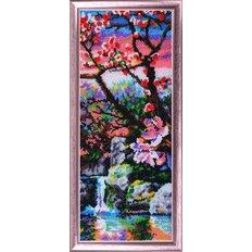фото: картина для вышивки бисером, Фудзияма Ч. 3