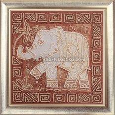Набор для вышивки бисером Символ: Мудрость