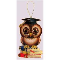 Набор для создания игрушки из фетра Мудрая сова