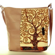 фото: сумка для вышивки бисером Древо жизни