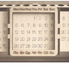 Набор-конструктор Вечный календарь-органайзер