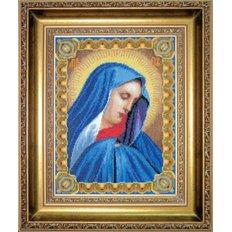 Набор для вышивки крестом Икона Божья Матерь Скорбящая