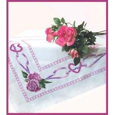 Набор для вышивки крестом: Скатерть №СК-14