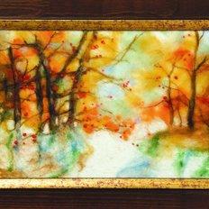 Набор для валяния Осенний свет