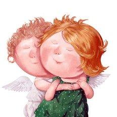 фото: картина для раскрашивания по номерам, Ты, мой Ангел!
