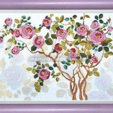 Набор для вышивания Цветущий шиповник
