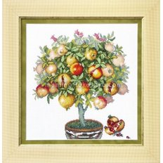 Набор для вышивания Плоды Карфагена