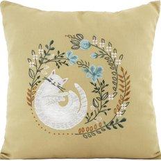 Набор для вышивки крестом подушки Летний сон