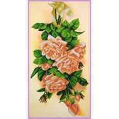 Набор для вышивки бисером Винтажные розы
