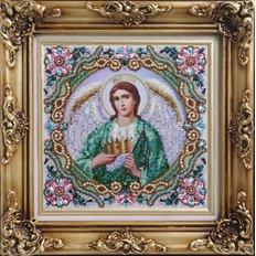 фото: набор для вышивки бисером икона Архангел Иегудиил
