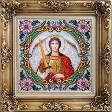 фото: набор для вышивки бисером икона Архангел Михаил