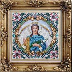 фото: набор для вышивки бисером икона Архангел Гавриил