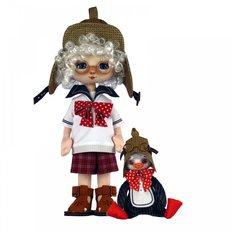 фото: мягкая кукла и игрушка