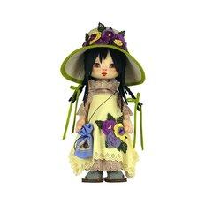 фото: каркасная текстильная кукла Девочка. Голландия