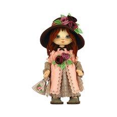 фото: каркасная текстильная кукла Девочка. Англия