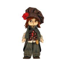 фото: каркасная текстильная кукла Мальчик. Германия