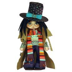 фото: текстильная кукла, сшитая из набора Маленький Принц