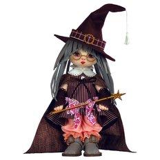фото: текстильная кукла, сшитая из набора Волшебница