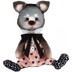 фото: мягкая игрушка Котик