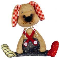 фото: мягкая игрушка Собачка